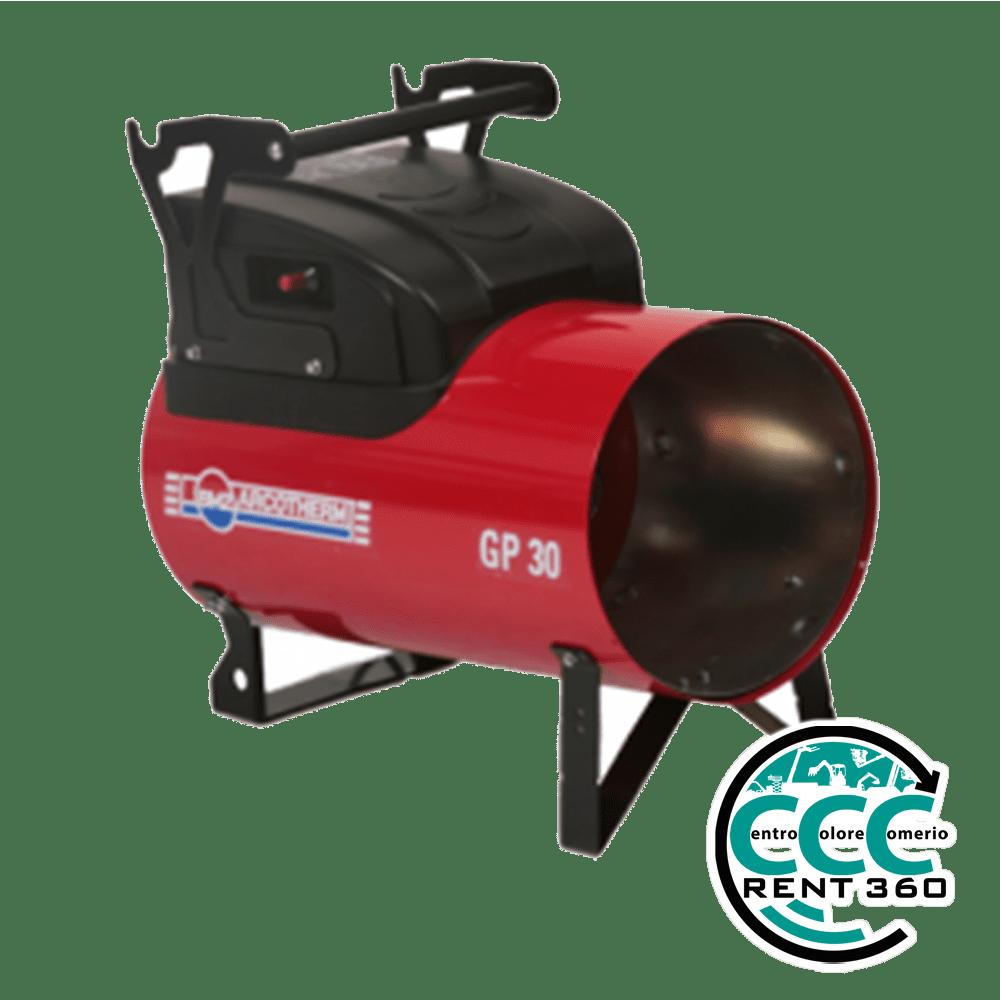 noleggio riscaldatore cannone gasolio gas milano varese como